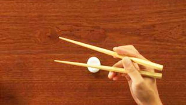 D. How to Use Chopsticks Promo Image