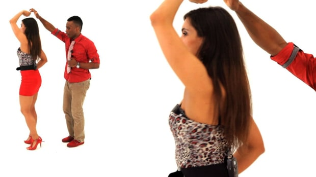 ZA. Bachata Dance Tips for Men Promo Image