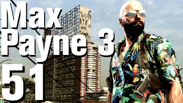 ZY. Max Payne 3 Walkthrough Part 51 - Chapter 14 Promo Image