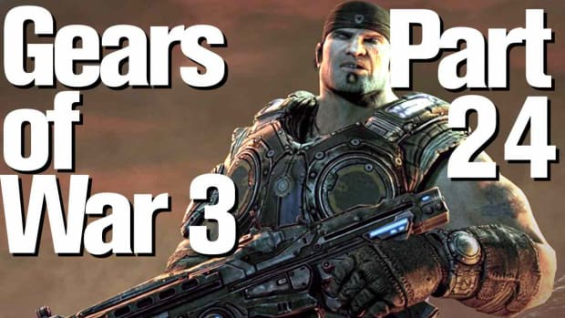 X. Gears of War 3 Walkthrough: Act 2 Chapter 2 (2 of 2) Promo Image