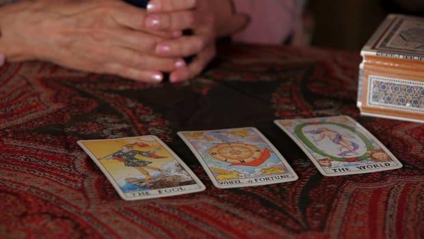B. History of Tarot Promo Image