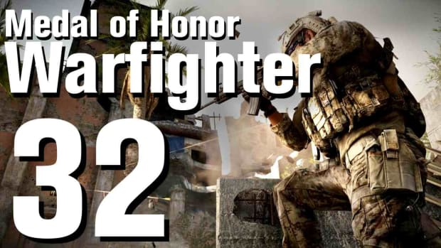 ZF. Medal of Honor: Warfighter Walkthrough Part 32 - Chapter 13: Preacher Promo Image