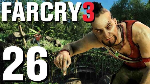 Z. Far Cry 3 Walkthrough Part 26 - Lin Cong I Presume Promo Image