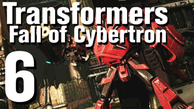 F. Transformers Fall of Cybertron Walkthrough Part 6 - Chapter 3 Promo Image