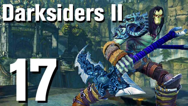 Q. Darksiders 2 Walkthrough Part 17 - Chapter 2 Promo Image
