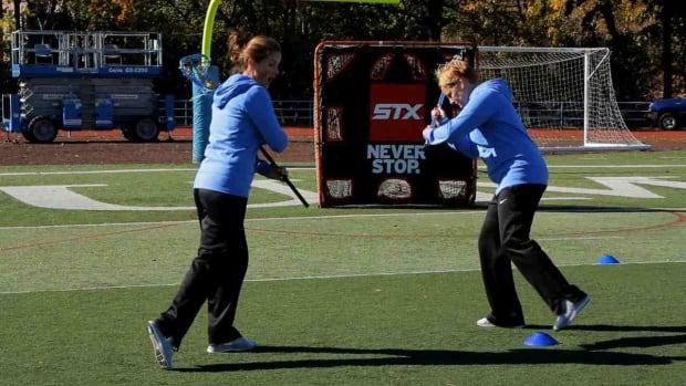 X. Top 3 Dodge Tips in Women's Lacrosse Promo Image