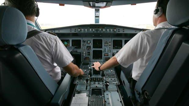 V. How Much Money Do Pilots Make? Promo Image