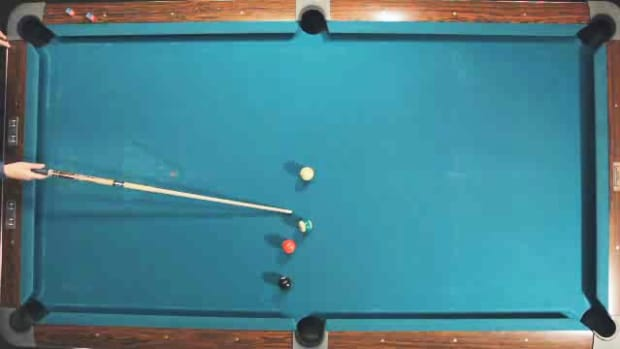 M. How to Make a Stun Shot while Playing Pool Promo Image