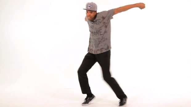 R. How to Do Krumping Stomps Promo Image