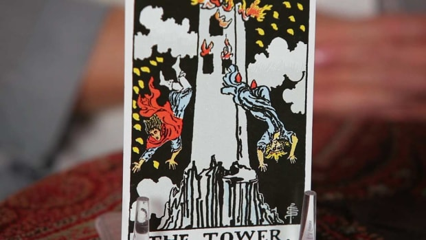 ZG. How to Read the Tower Tarot Card Promo Image