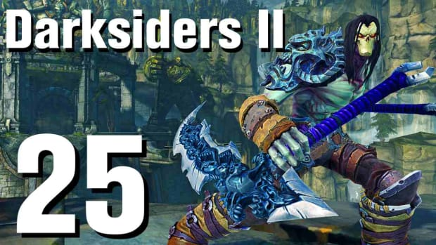 Y. Darksiders 2 Walkthrough Part 25 - Chapter 3 Promo Image
