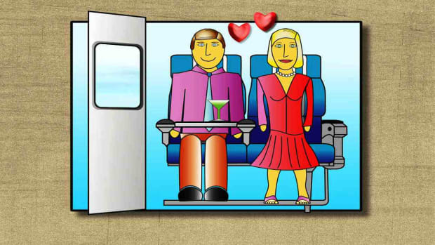 R. How to Pick a Great Airline Seat Promo Image