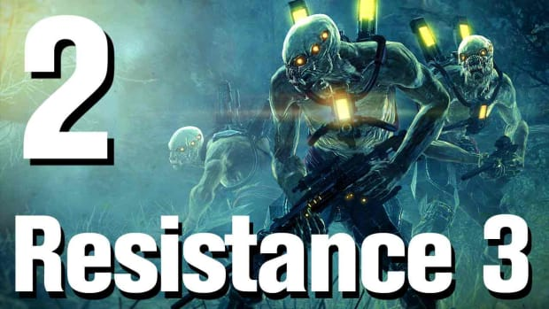 B. Resistance 3 Walkthrough Part 2: Home Promo Image