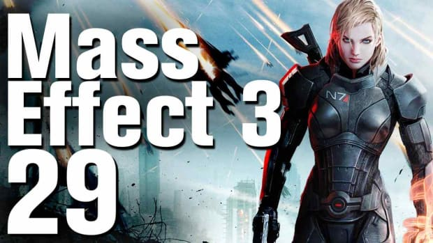 ZC. Mass Effect 3 Walkthrough Part 29 - Sur'Kesh Promo Image