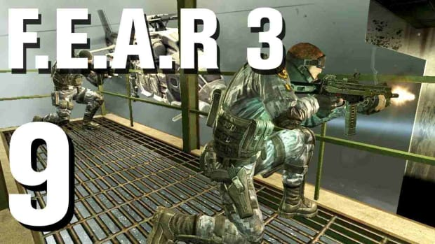 I. F.E.A.R. 3 Walkthrough Part 9: Store (2 of 4) Promo Image