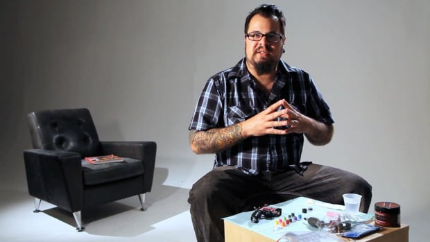 ZB. How to Be a Tattoo Artist with James Vaughn Promo Image
