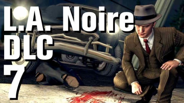 "G. L.A. Noire Walkthrough: ""The Naked City"" (7 of 11) Promo Image"