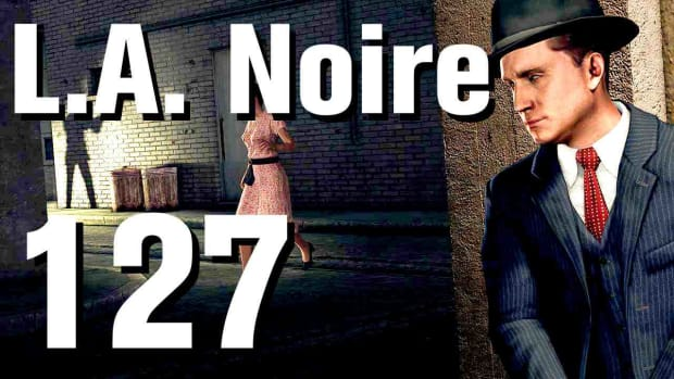 "ZZZZW. L.A. Noire Walkthrough Part 127: ""A Different Kind Of War"" (6 of 8) Promo Image"