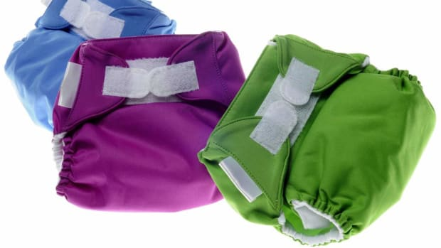 ZC. Cloth Diapers vs. Disposable Diapers Promo Image