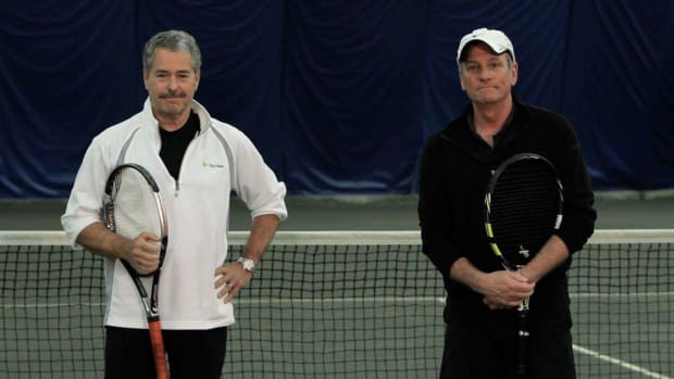 ZP. How to Play Tennis with Joe Perez & Kirk Moritz Promo Image