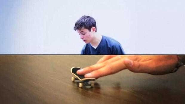 E. How to Do a Fingerboarding Kickflip with a Tech Deck Promo Image
