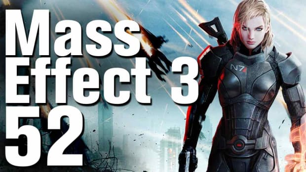 ZZ. Mass Effect 3 Walkthrough Part 52 - Shepard's Cabin - Traynor / Vega Promo Image