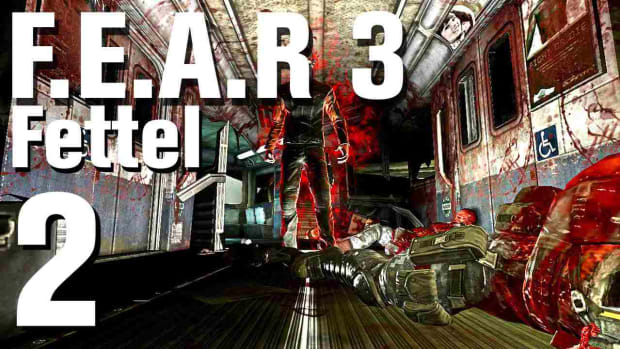 B. F.E.A.R. 3 Fettel Walkthrough Part 2: Prison (2 of 8) Promo Image