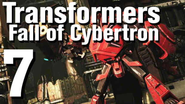 G. Transformers Fall of Cybertron Walkthrough Part 7 - Chapter 3 Promo Image