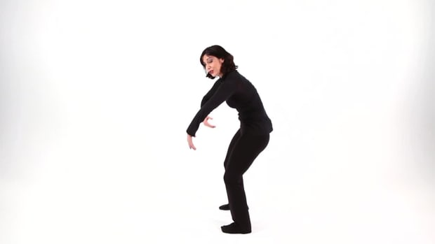 E. How to Do the Contraction Jazz Dance Move Promo Image