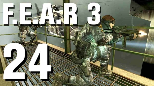 X. F.E.A.R. 3 Walkthrough Part 24: Bridge (2 of 5) Promo Image