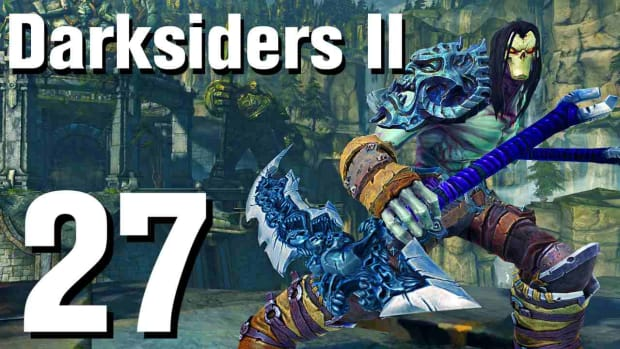 ZA. Darksiders 2 Walkthrough Part 27 - Chapter 4 Promo Image