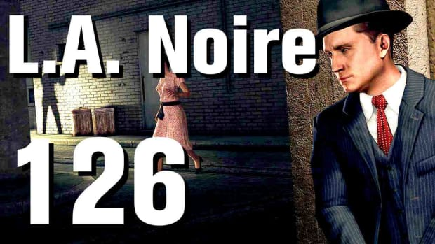 "ZZZZV. L.A. Noire Walkthrough Part 126: ""A Different Kind Of War"" (5 of 8) Promo Image"