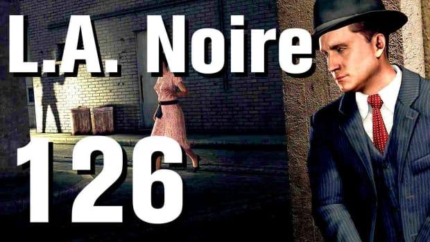 "ZZZZV. L.A. Noire Walkthrough Part 126: ""A Different Kind Of War"" (5 of 8) Promo Image"