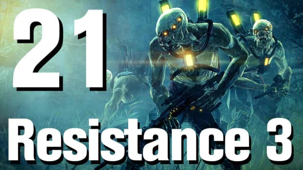 U. Resistance 3 Walkthrough Part 21: The Hunt Promo Image