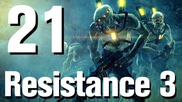 U. Resistance 3 Walkthrough Part 21: The Hunt Promo Image