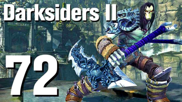 ZZT. Darksiders 2 Walkthrough Part 72 - Chapter 11 Promo Image