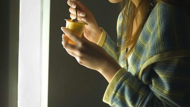 ZJ. What Is Sleep Eating Disorder? Promo Image