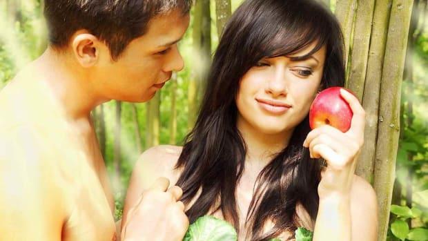 B. Adam & Eve Bible Story Promo Image
