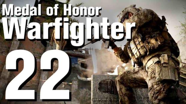 V. Medal of Honor: Warfighter Walkthrough Part 22 - Chapter 10: Stump Promo Image