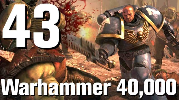 ZP. Warhammer 40K Space Marine Walkthrough Part 43: Prince of Daemons Promo Image