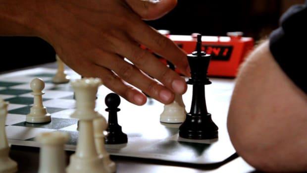 ZM. Chess Etiquette Promo Image