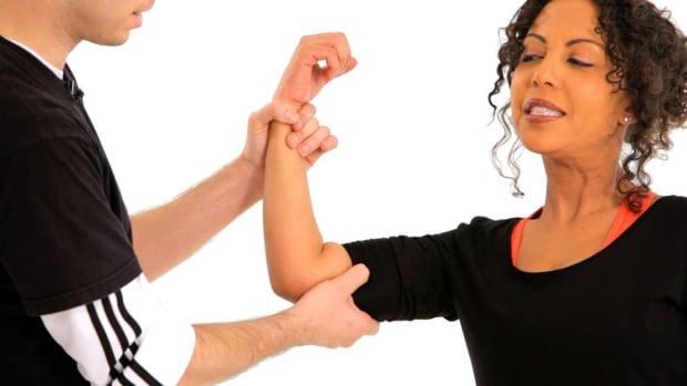 ZC. Self-Defense Pressure Points Promo Image