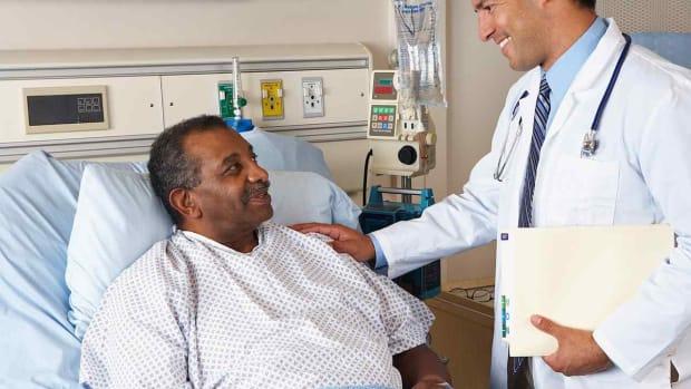 V. Testicular Cancer Prognosis Promo Image