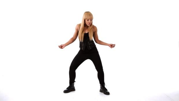 ZK. Learn How to Dance like Rihanna Promo Image