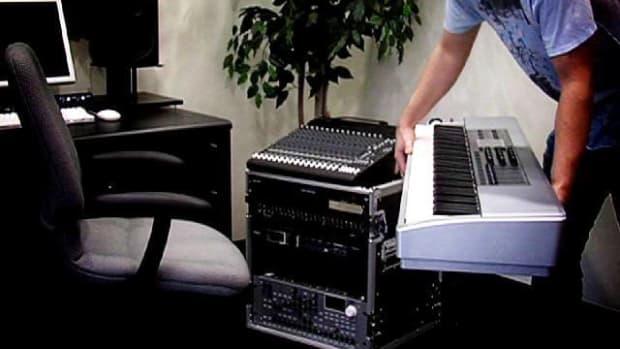 K. How to Set Up a Home Recording Studio Promo Image