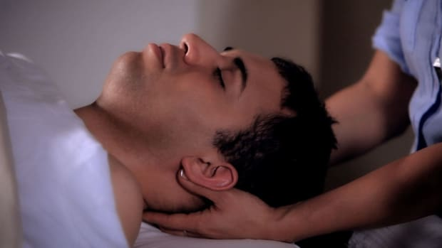 O. How to Use the Craniosacral Technique during a Head Massage Promo Image