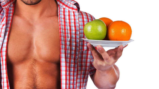 A. Top 10 Foods to Build Muscle Promo Image