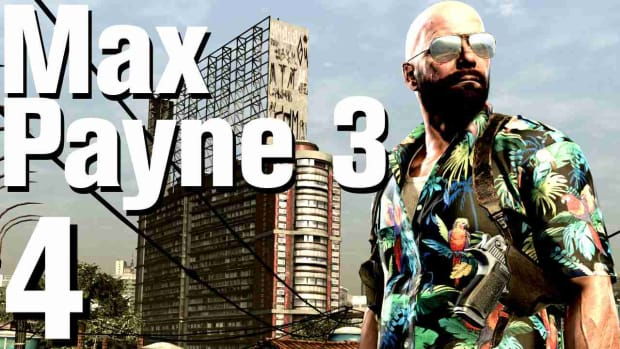 D. Max Payne 3 Walkthrough Part 4 - Chapter 2 Promo Image