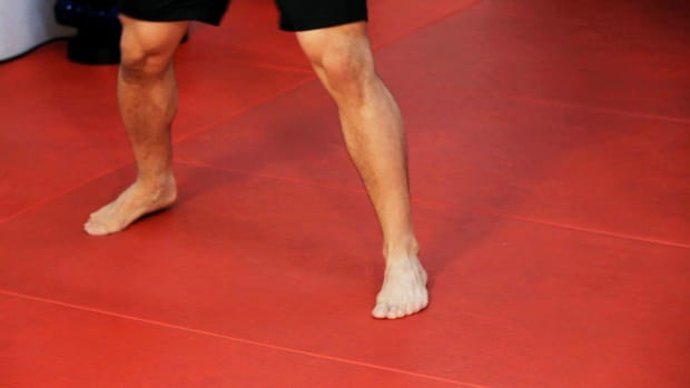 A. How to Do Kickboxing Footwork Promo Image
