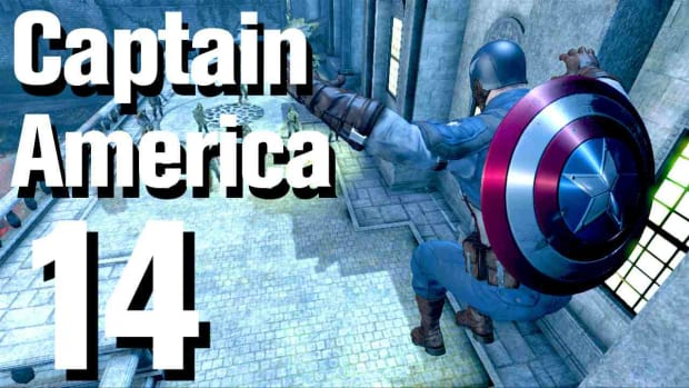 N. Captain America Super Soldier Walkthrough: Chapter 6 (1 of 3) Promo Image